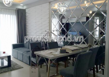 Masteri Thao Dien apartment for rent 2 bedrooms fully furnished high floor