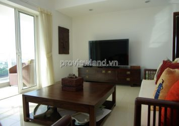 River Garden apartment for rent Block A 15th floor 140sqm full furniture