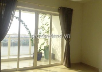Renting in River Garden District 2 with 4 bedrooms basic furniture 156sqm river view