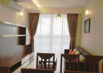 Thao Dien Pearl's apartment with 2brs for rent area 96sqm full funiture nice view