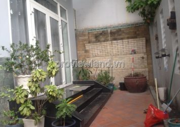 Full rental house in front of Do Quang Street area 144sqm 1 ground 3 floors 6brs