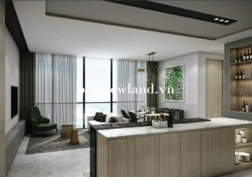Sale Empire City apartment have area 160m2 3 bedrooms Located in high floor