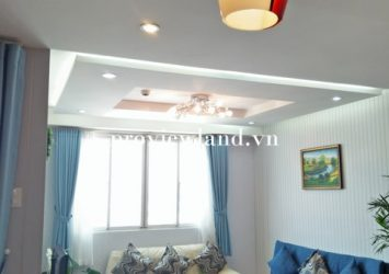 Apartment International Plaza District 1 for rent 2 bedrooms area 105m2
