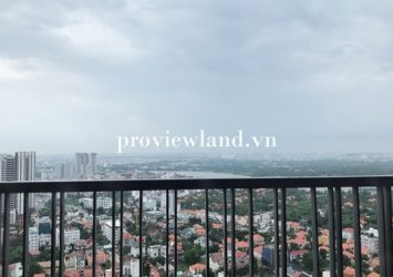 Apartment for sale Thao Dien Pearl Area 132m2 3 Bedroom View  River