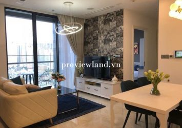 apartment for rent 2 bedrooms  have area 85m2 at Vinhomes Golden River, District 1
