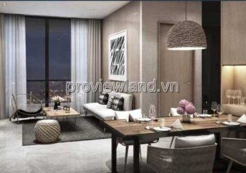 Empire City apartment for sale has area of 98m2 11th floor 2 bedrooms