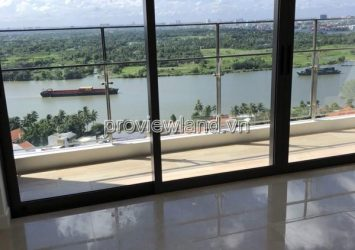 3 bedroom Nassim Thao Dien apartment with 119m2 view river view for sale