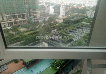 Three-bedroom apartment for sale view pool area 133sqm Vista Verde project