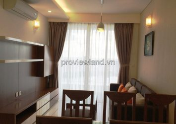 Apartment for rent is 96m2 2 bedrooms view wide at Thao Dien Pearl