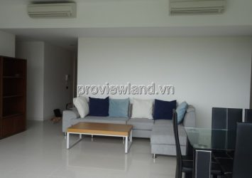Flat for rent The Estella District 2 area 124m2 2BRS Block 2A low floor