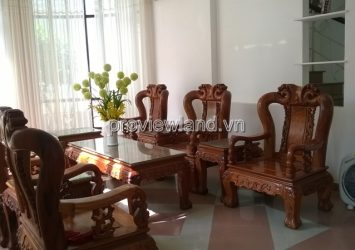 Lan Anh villa District 2 for rent 3 floors area of 300m2 6 bedrooms