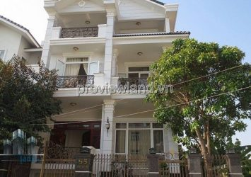 Villa for rent in District 2 An Phu 6 bedrooms