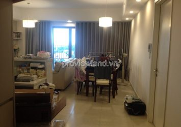 Masteri Thao Dien apartment for rent 3brs Block B 85m2 full furnished