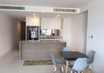 City Garden apartment for rent with 1 bedroom large area of 70m2 nice view