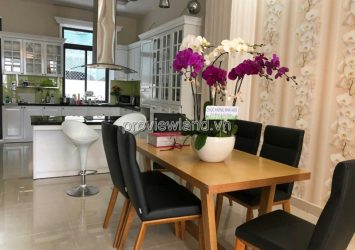 Villa for rent in District 2 Lakeview City area 400m2 3 floors 4 bedrooms