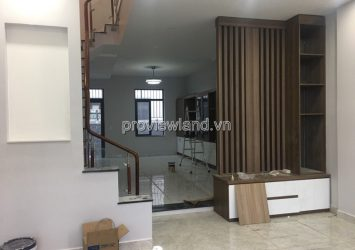 Lakeview City District 2 apartment for rent with land area of 300m2 3 floors 4 bedrooms