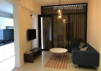 Lexington Residence 1 bedroom for rent area of 48sqm beautiful view full furniture