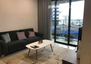 Apartment at Masteri Thao Dien for sale including 3 Bedrooms fully furnished