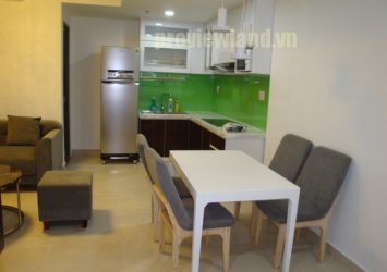 Need for rent Masteri Thao Dien apartment 2 bedrooms area of ​​64sqm