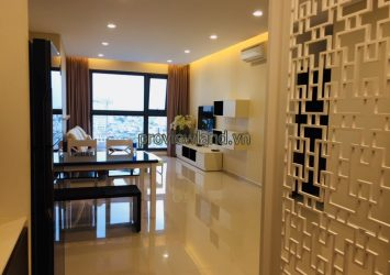 Pearl Plaza apartment for rent with 2 bedrooms area of 101sqm city view