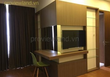 Luxury apartment for rent at Thao Dien pearl area of 115sqm 2 Bedrooms