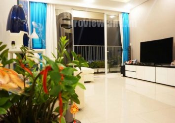 Luxury apartment for sale in Thao Dien Pearl area of ​​106m2 including 2 bedrooms long balcony