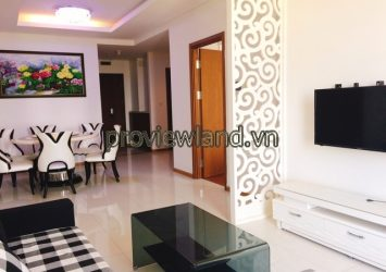 Thao Dien Pearl Block B apartment for sale 95m2 fully furnished 2 bedroom