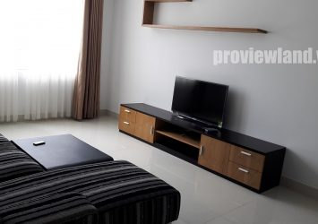 Apartment for rent at Tropic Garden nice view has area of 115sqm including 3 Bedrooms