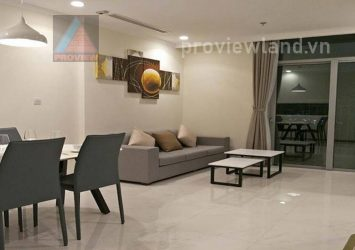 Vinhomes Central Park apartment for sale 1 Bedroom area of 57sqm