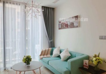 Vinhomes Golden River apartment for rent area of ​​45sqm includes 1 bedroom nice view