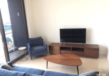 4-bedrooms apartment Nassim Thao Dien has 159m2 beautiful view for rent