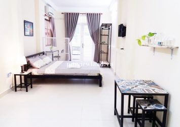 Serviced apartment for rent in Nguyen Binh Khiem street District 1