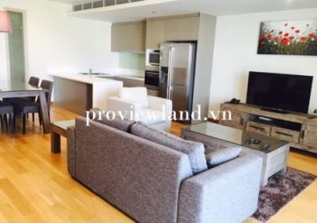 Apartment for rent Diamond Island 2 bedroom area 125m2 river view