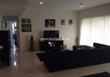 Apartment for rent The Estella 3 bedrooms area 192sqm fully furnished