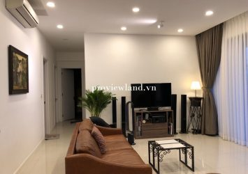 Apartment for rent Estella Heights 4 bedrooms area 180m2