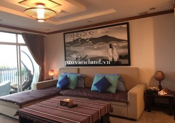 Apartment for sale Hoang Anh Riverview 4 bedrooms fully furnished area 178m2