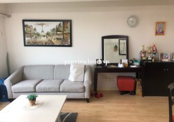 Parkland apartment for rent with area of ​​60m2 1 bedroom fully furnished