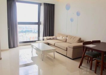 Pearl plaza apartment for rent with 2 bedrooms area 95m2 fully furnished