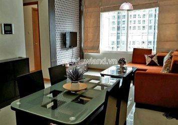 Saigon Pearl apartment for rent area of 84sqm fully furnished with 2 bedrooms
