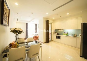 Vinhomes Vinhomes Central Park apartment for rent fully furnished 2 bedrooms area 75m2