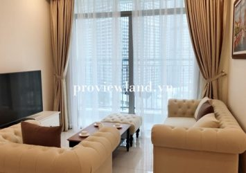 Apartment for rent in Vinhomes Tan Cang 3 bedrooms 110m2 fully furnished