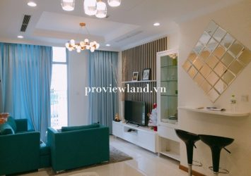 Apartment for rent in Vinhomes Tan Cang area 100m2 2 bedrooms Full furniture