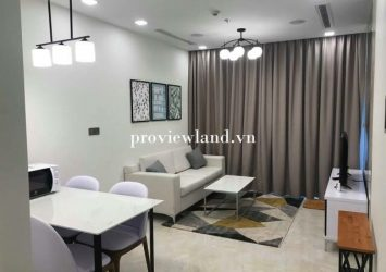 Apartment for rent at Vinhomes Golden River 1 bedroom area 50m2  river view