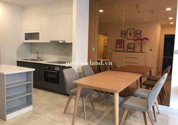 Apartment for rent in Vinhomes Golden River 2 bedrooms fully furnished