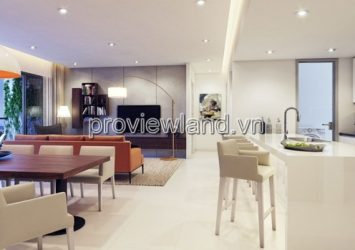 Apartment sales Q2 Thao Dien T3 tower 7th floor area 128m2 3 bedrooms
