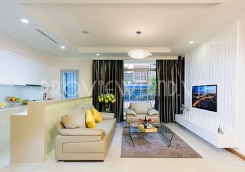 Vinhomes Central Park apartment 4 bedroom for sale area of 150m2
