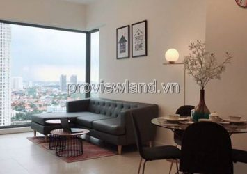 Apartment for rent in District 2 of Gateway project with an area of 52m2 1 bedroom