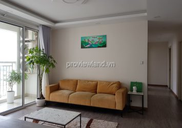 Tropic Garden apartment for rent with an area of ​​112m2, 3 bedrooms full furnished