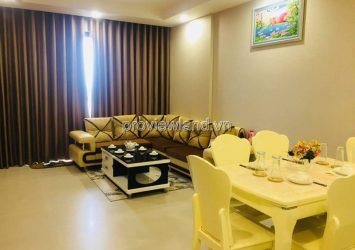 Gold View apartment for rent in District 4 2 bedrooms fully furnished