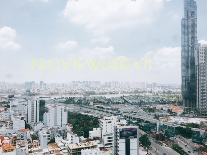 Pearl Plaza Apartment For Rent In Binh Thanh District With
